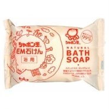 EMシャボン玉 浴用石鹸100g