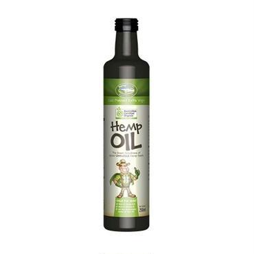 オーガニック麻の実油 ヘンプシードオイル 250ml