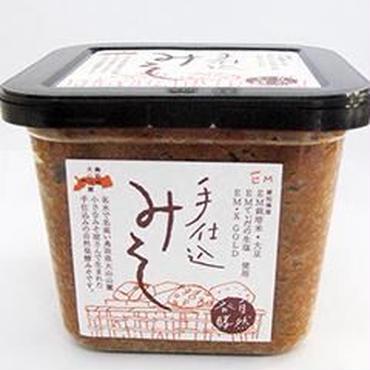鳥取県産 EM手仕込み味噌 750g