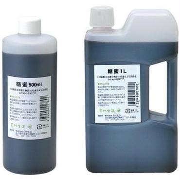 糖蜜 1リットル(EM培養用)