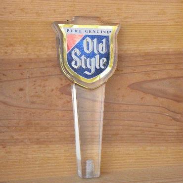 オールドスタイル ビールサーバーノブ