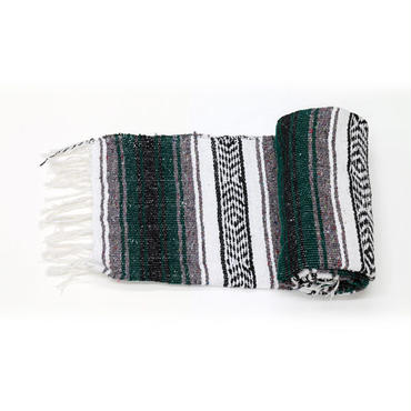 メキシカン ブランケット グリーン IG017GR