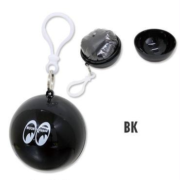 MOON Equipped ポンチョ ボール キー チェーン MQG143BK