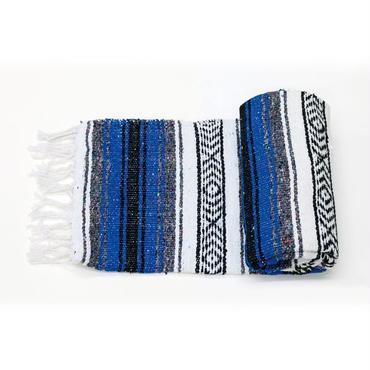 メキシカン ブランケット ブルー IG017BL