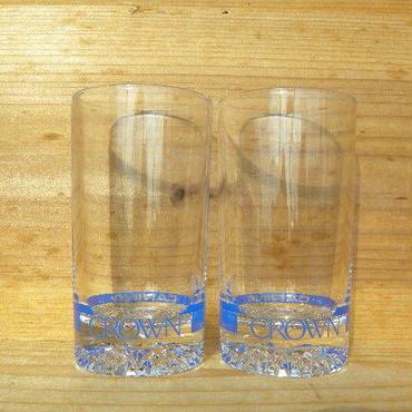 ひとくち ビールグラスセット CROWN/CARINA