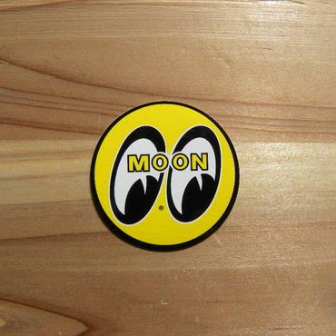 ムーン アイボール ステッカー 4㎝ DM055