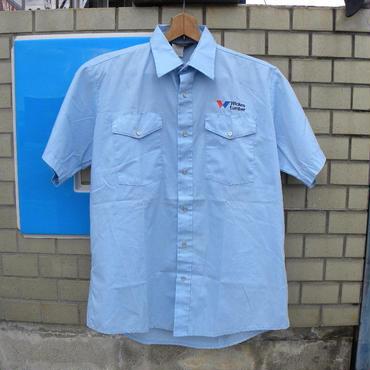 ユーズド ワークシャツ  Wickes Lumber Lサイズ