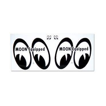 MOON Equipped 4eyes ステッカー MQD008