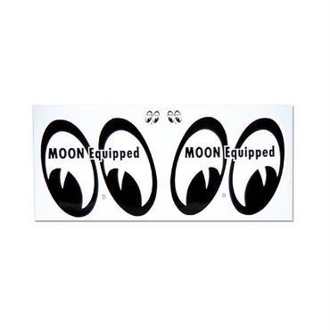 MOON Equipped 4eyes ステッカー MQD008