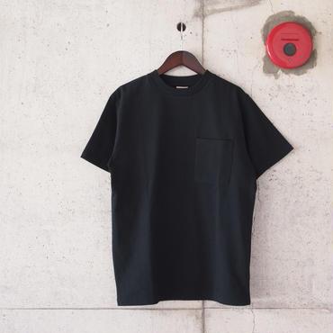 Goodwear〈グッドウェア〉 U.S.A COTTON  REGULAR FIT T-Shirts BLACK