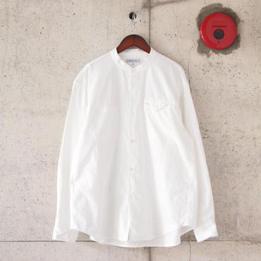 【unisex】Ordinary fits〈オーディナリーフィッツ〉 STAND WORKERS SHIRTS OFF
