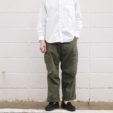 【unisex】Ordinary fits〈オーディナリーフィッツ〉 VIETNAM CARGO PANTS (OR-P161) KHAKI