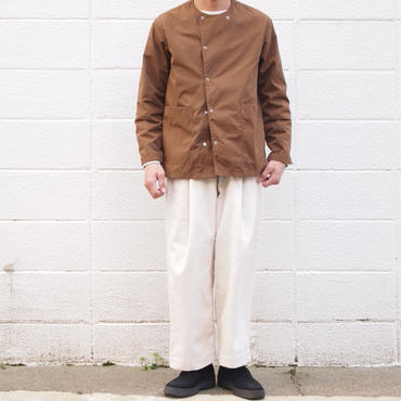【unisex】Ordinary fits〈オーディナリーフィッツ〉 BOTTLES PANTS corduroy OFF