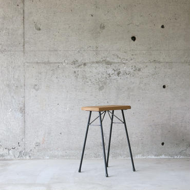 enough works〈イナフワークス〉 IRON Stool ③
