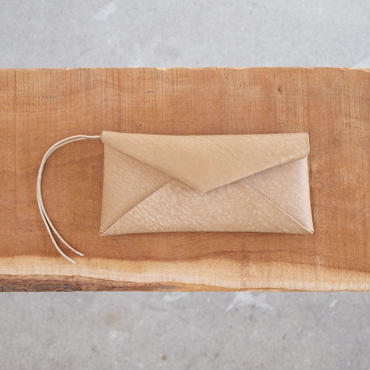 Dono〈ドーノ〉 PACKAGE LONG WALLET TAUPE