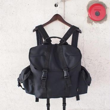 Butler Verner Sails〈バトラーバーナーセイルズ〉 70's Backpack NAVY/BLACK