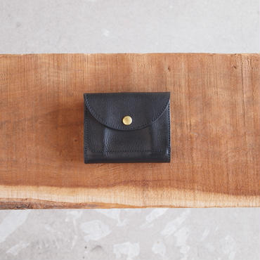 Dono〈ドーノ〉 MIDDLE WALLET BROWN/RED/BLACK