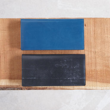 Esperanto〈エスペラント〉 BRIDLE NEW LONG WALLET  NAVY/BLACK