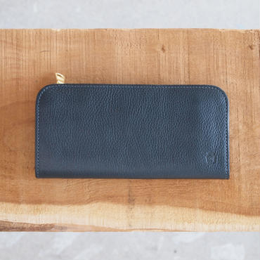 Dono〈ドーノ〉 LONG ZIP WALLET NAVY