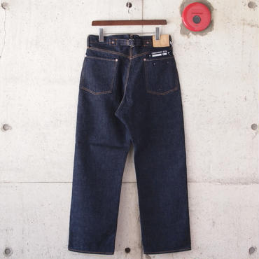 【unisex】Ordinary fits〈オーディナリーフィッツ〉 FARMERS 5P DENIM (OM-P108OW) INDIGO