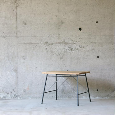 enough works〈イナフワークス〉 IRON Dining Stool