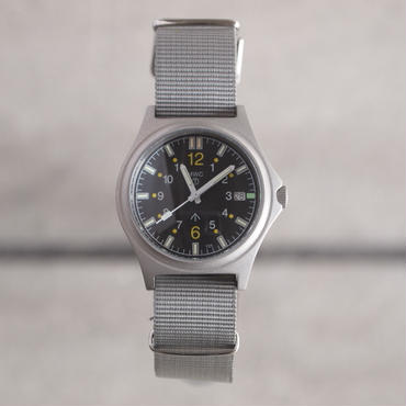 MWC〈ミリタリーウォッチカンパニー〉  Genuine G10 Watch 10Year Battery Life (G10SLMKV/100 ) GREY