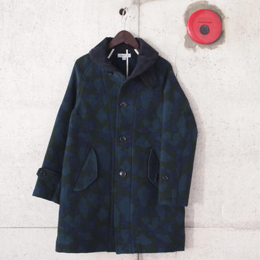 【women】Ordinary fits〈オーディナリーフィッツ〉 GAME COAT CAMO