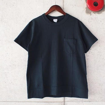 【unisex】Ordinary fits〈オーディナリーフィッツ〉POCKET Tee  (OM-C032) BLACK