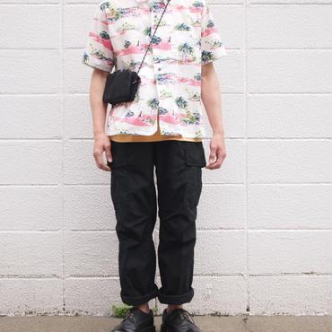 【unisex】Ordinary fits〈オーディナリーフィッツ〉 VIETNAM CARGO PANTS BLACK