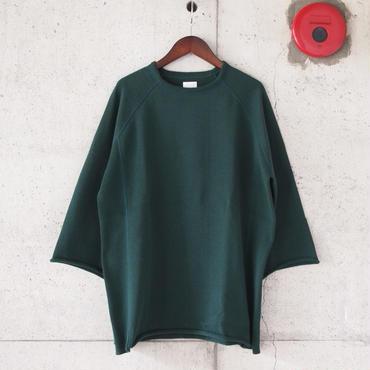 5W〈ゴワット〉  7s - knit GREEN
