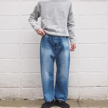 【unisex】Ordinary fits〈オーディナリーフィッツ〉 FARMERS 5P DENIM used