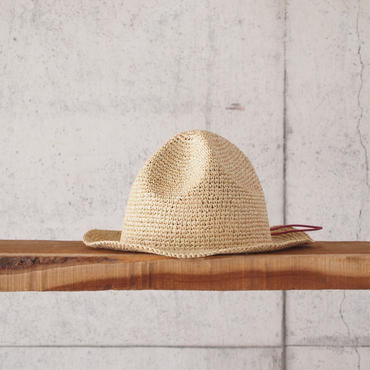 【unisex】【kids】SUBLIME〈サブライム〉 MOUNTAIN HAT NATURAL