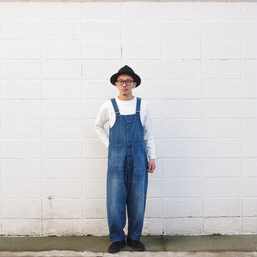 【unisex】Ordinary fits〈オーディナリーフィッツ〉 DUKE OVERALL used USD