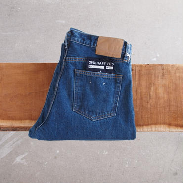 【unisex】Ordinary fits〈オーディナリーフィッツ〉 5POCKET ANKLE DENIM KODAMA
