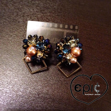 bijoux studs earrings