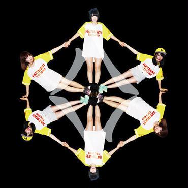 HatiHatiTechno1stミニアルバム! 『SPIDER GIRL』ver02