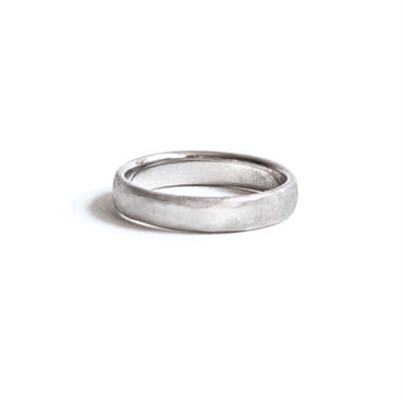 Marriage Texture Ring For Men K18WG (#16, #18)