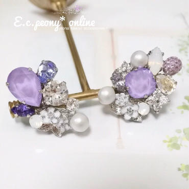 ~forget-me-not~イヤリング&ピアス