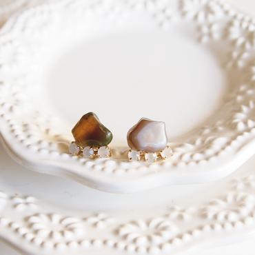 Gemstone pierces - Agate