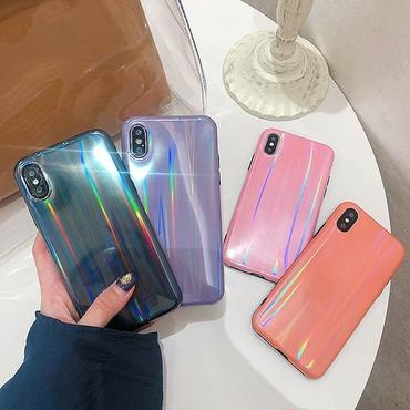 Color laser iphone case