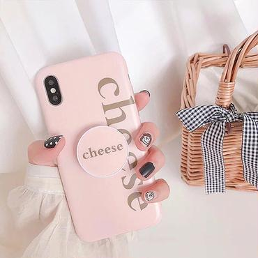 Cheese with stand iphone case