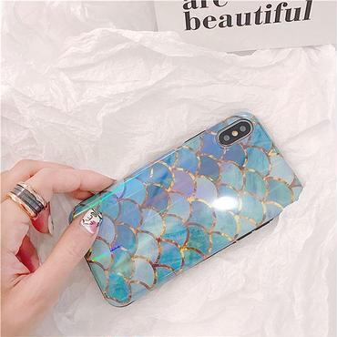 Mermaid laser iphone case