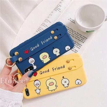 Good friend strap iphone case