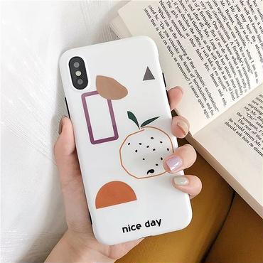 Nice day phone case