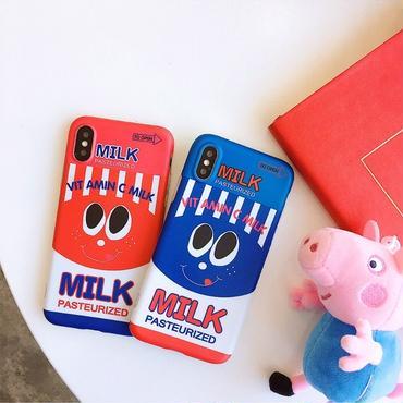 Vitamin milk  iphone case