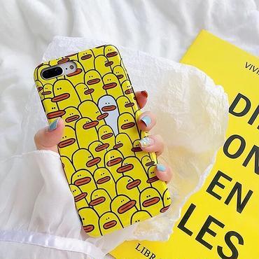Yellow ducks iphone case