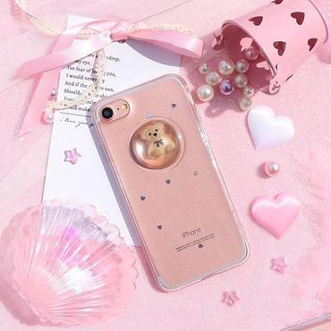 3D bear iphone case