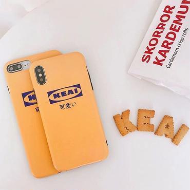 Keai black side iphone case