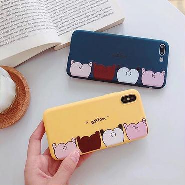 Bottom iphone case