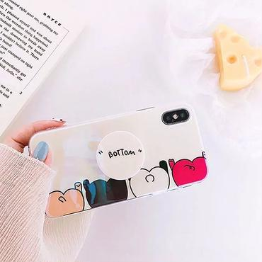 Bottom with stand iphone case